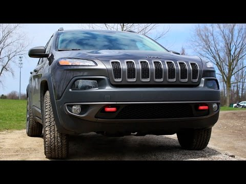 2015 Jeep Cherokee Kl Dobinsons Spring And Suspension