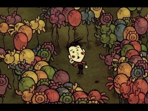 Don't Starve: Unlocking Wes (Chapters 2 & 3)