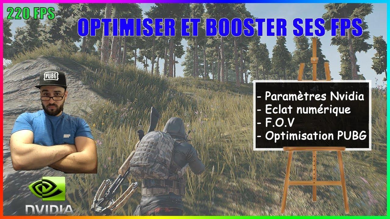 Tuto optimisation Nvidia et PUBG pour booster vos FPS en jeux #5