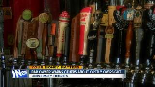 Small Bar's owner issues big warning