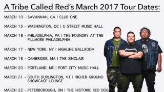 A Tribe Called Red - March 2017 Tour... @ www.OfficialVideos.Net