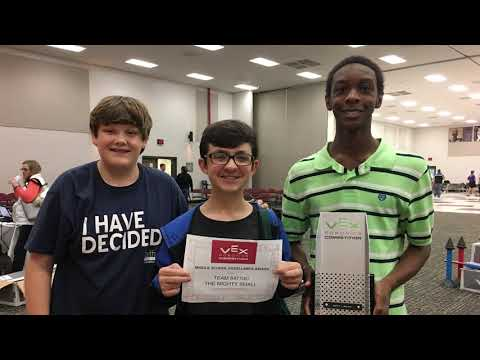 College Park Middle robotics team looking for donations to make it to national competition