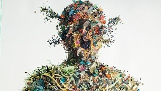 A journey through the mind of an artist  Dustin Yellin