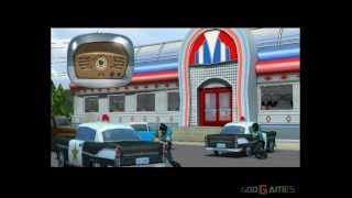 Martian Panic - Gameplay Wii (Original Wii)