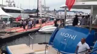 Vicem Yachts at Cannes Yacht Show - World Debut of the 107' Vicem Cruiser
