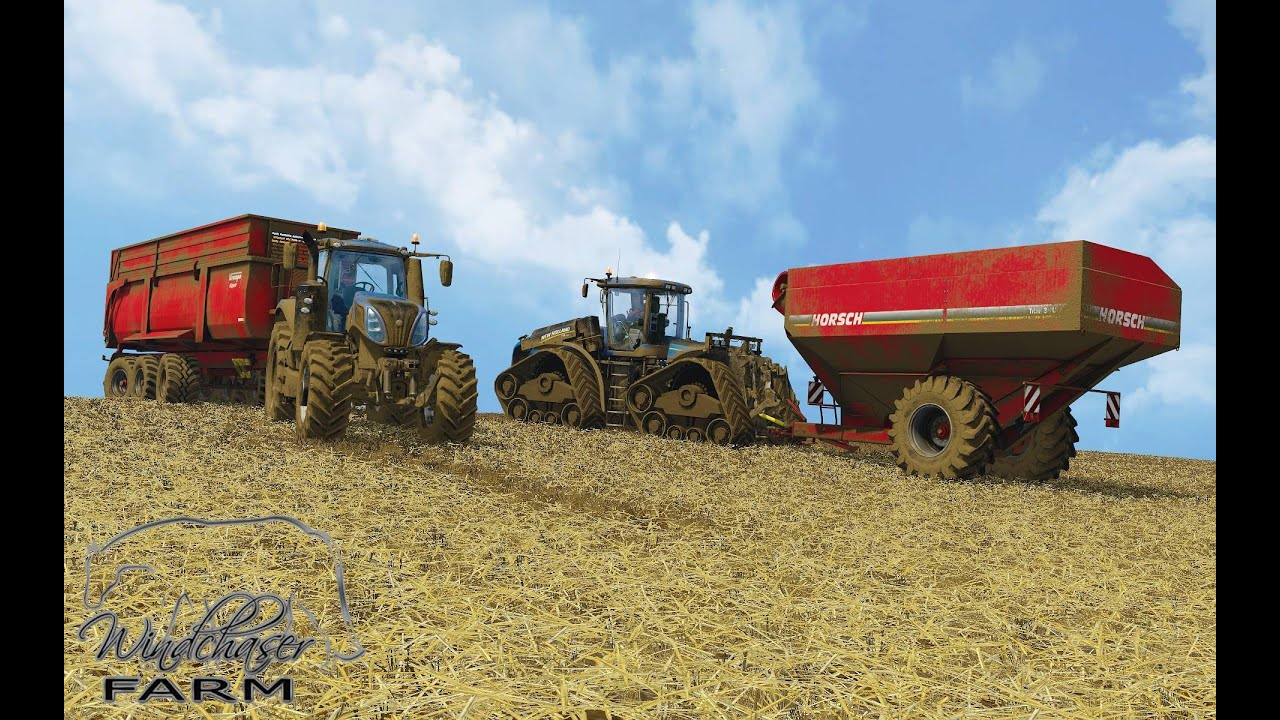 Farming Simulator A Windchaser Adventure Part YouTube - Farming simulator 2015 us map feed cows