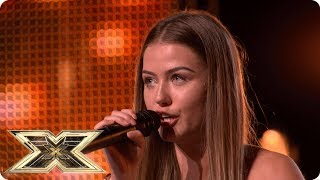 Will Charlotte Lee be in the pink? | Auditions Week 1 | The X Factor UK 2018