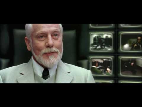 The Matrix Reloaded - The Architect Scene 1080p Part 2