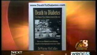 NBC WROC-TV-8 Penn State Graduate & Xerox Engineer Reverses Type 2 Diabetes