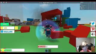 Roblox video de Destruction Simulator