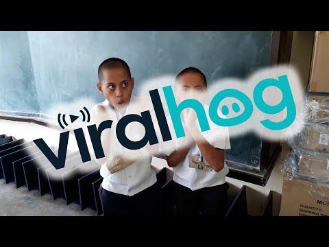 Beat Boxing Twins || ViralHog