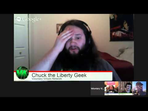 Liberty Geek with Chuck Episode 13: Gamergate, beyond just Gaming anymore.