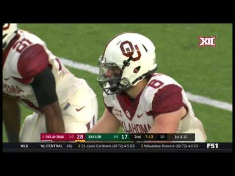 Student Play-by-Play Radio Broadcast Baylor vs #3 Oklahoma: Thomas Mott and Jakob Brandenburg