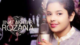 Rozana - Naam Shabana (Shreya Ghoshal) | Karaoke Cover | Jinat Akhtar | 9 Sound Studios