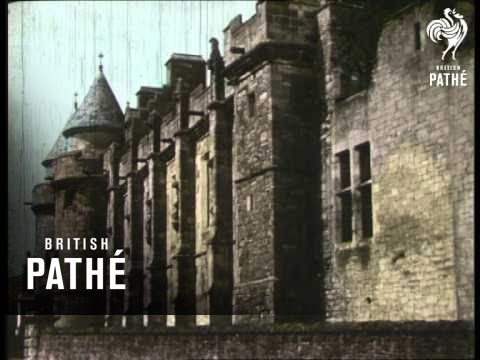 """The Palace Of The Stuarts - Pathecolor Sic  In Can Labelled """"Pathetone Early Colour"""" (1929)"""