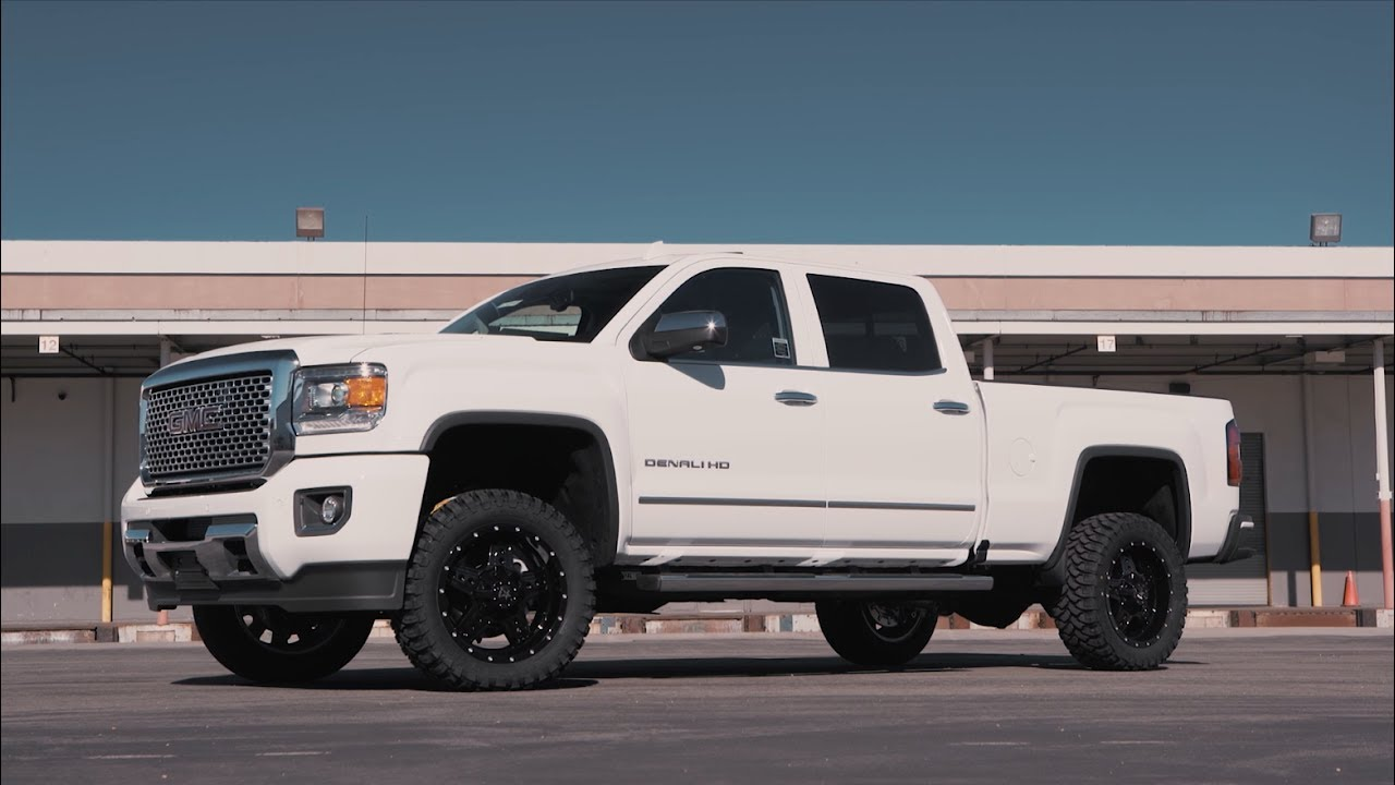 RBP 2011 - 2015 GM/Chevrolet/GMC 2.25in. Leveling Kit ...