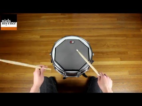 How To Practice Rudiments - Drum Lesson - 동영상