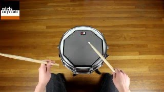 How To Practice Rudiments - Drum Lesson
