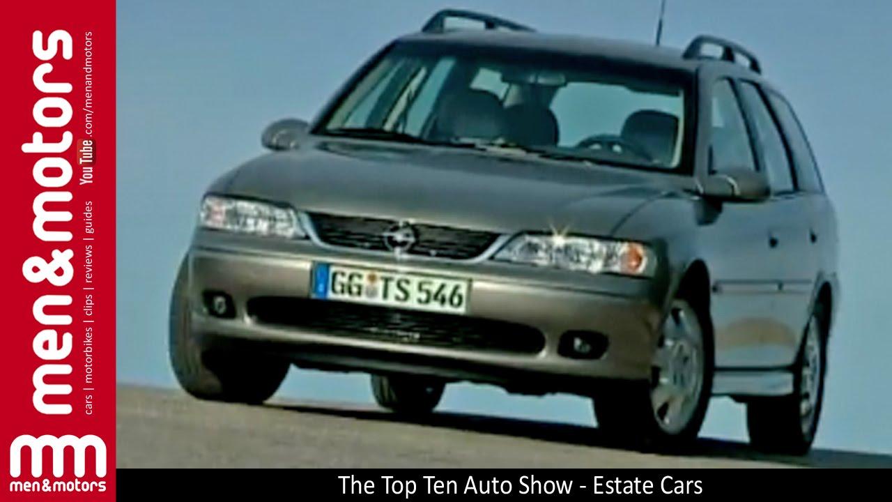 The Top Ten Auto Show - Estate Cars - YouTube