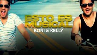 Esto es Musical - BONI KELLY - Video Oficial (HD)