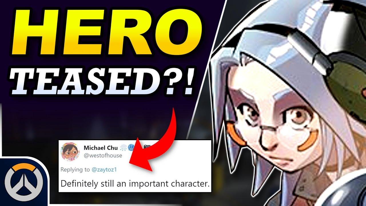Download LIAO Teased!  NEW HERO Coming Soon?  (Overwatch News)