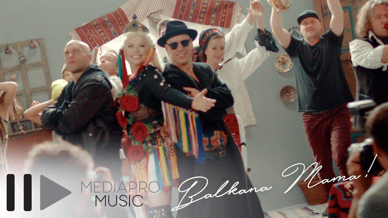 Zdob si Zdub feat. Loredana & Лигалайз - БАЛКАНА МАМА ...
