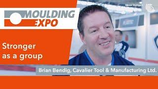 Die erste Teilnahme - Hier trifft sich die Branche   Moulding Expo