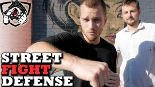 Most Common Street Fight Move & How to Defend Against It