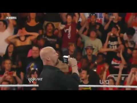 WWE Andy wins WWE Tough Enough! 2011 HDTV