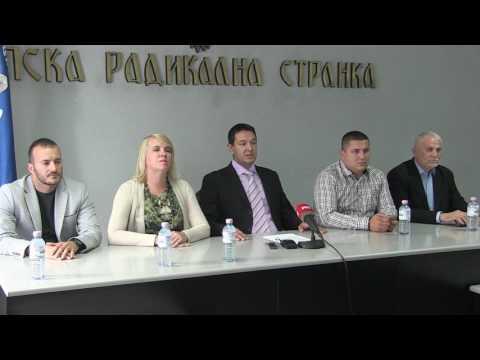 Шаровић: Србија не сме да толерише величање тероризма у Србији!