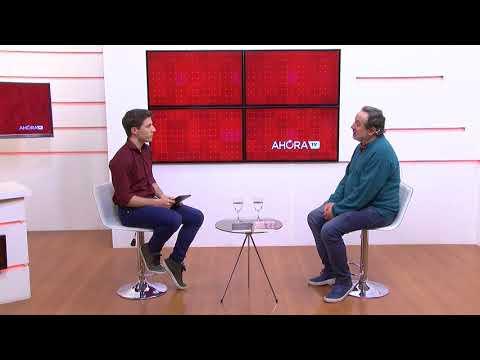 AHORA TV | Entrevista a Ricardo Serruya - Parte 1
