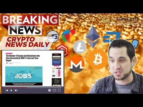 Crypto Jobs Up 300% Lost BTC 20 [ Bitcoin News // Crypto News ]