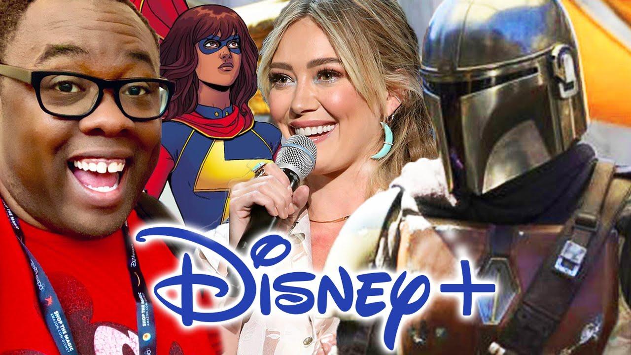 Disney+ Needs a Smash Hit. 'The Mandalorian' Star Wars Series ...