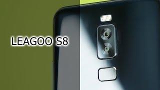Обзор FullVision смартфона Leagoo S8