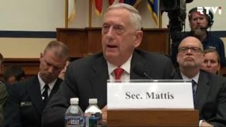 Глава Пентагона Мэттис  потепление в российско американских отношениях не предвидится
