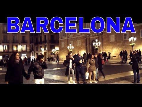 Wieczór w Barcelonie - Co zwiedzić w 4h. | vlog podróżniczy