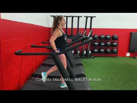 Treadmill (walk or run)