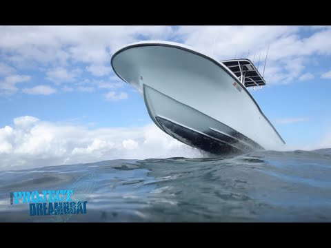 Florida Sportsman Project Dreamboat - Billy Knowles Overtime, Clean 25 Dusky