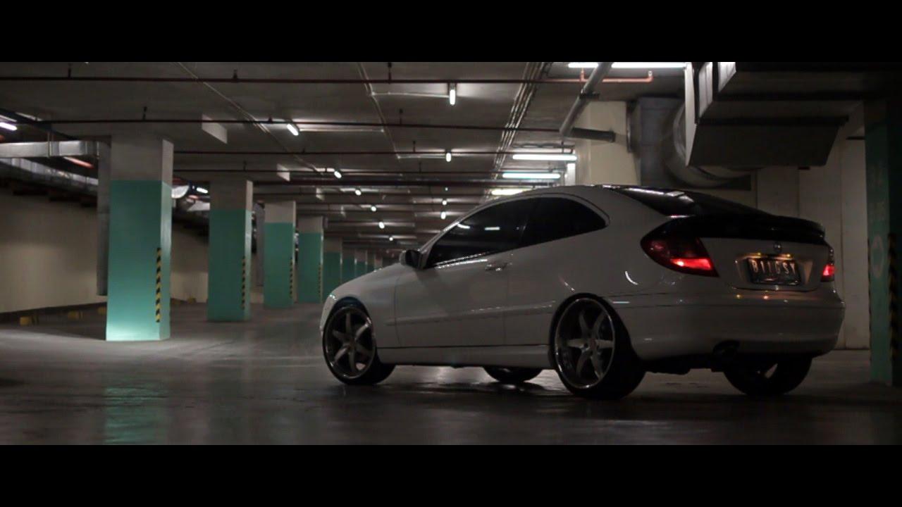 Mercedes Benz C200 Kompressor Cl203 Sportcoupe Upscale C Klasse