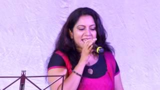 Ganamela by Playback Singers Alex and Akhila Anand