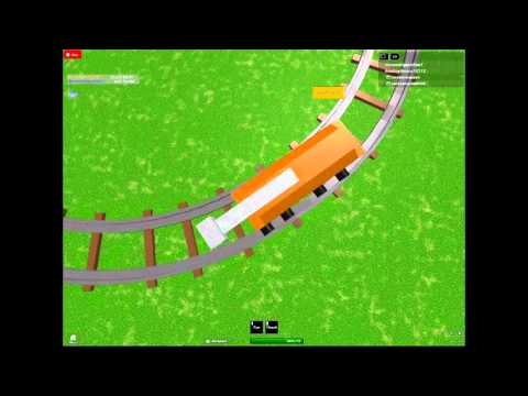 Thomas And The Magic Railroad Roblox Chase Youtube