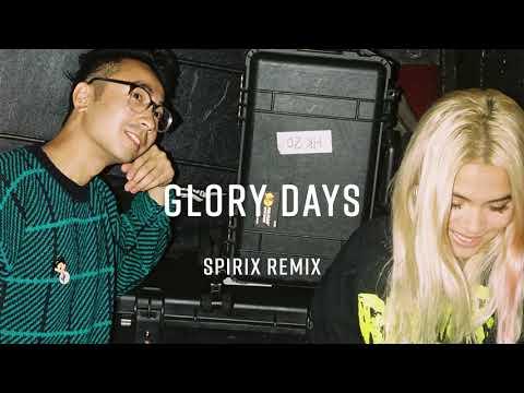 Sweater Beats - Glory Days (feat. Hayley Kiyoko) [Spirix Remix]