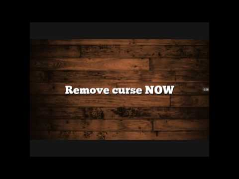 How to remove a curse or hex from yourself: Remove negative energy from your body.