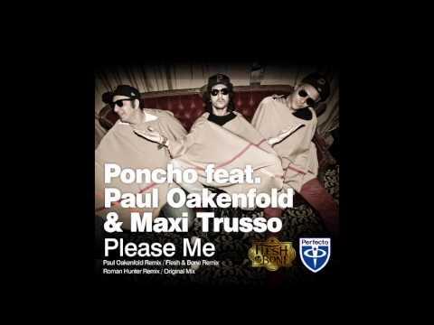 Poncho  Please Me Flesh & Bone Remix