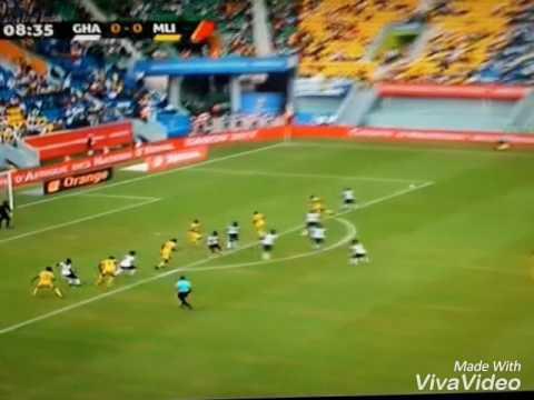 Ghana vs mali 1-0 live now