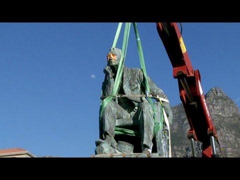 Cecil John Rhodes statue removal