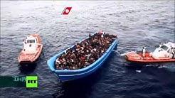 ZDF Journalist packt aus Flüchtlingskrise insziniert Bürgerkrieg Lügen Lügen Lügen