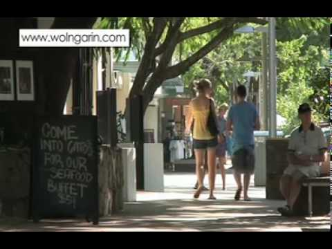 Noosaville Accommodation @ Wolngarin Holiday Resort.mov
