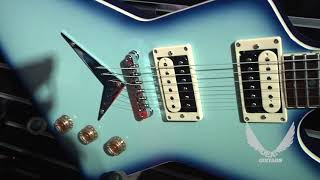 NAMM 2018 Dean Guitars-79 Series Blue Burst