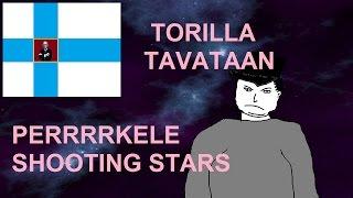 Perkele-mies - Shooting Stars